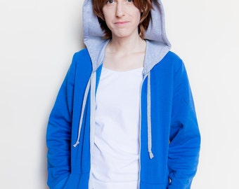 Undertale Sans the Skeleton inspired cosplay hoodie