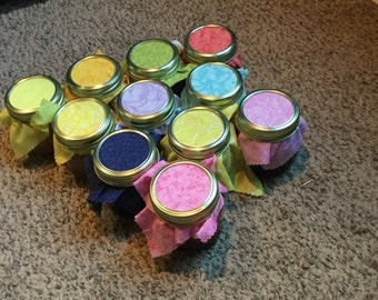 Variety jams, pick any 3, homemade 8 ounce jar