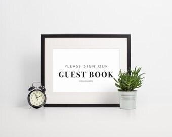 Wedding Guest Book Sign, Guest Book, Wedding Signs, Wedding Sign In Book, Wedding Guest Book Ideas, Guest Book Wedding, Sign our Guest Book