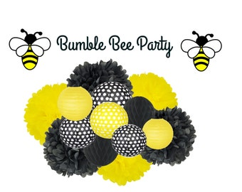 Bumblebee Party Decoration - Hanging Decoration