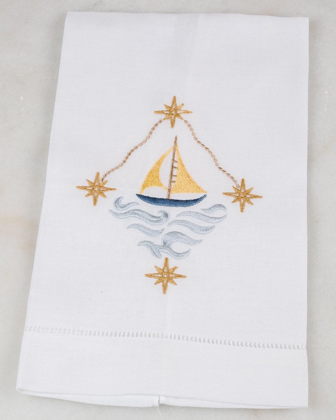 Nautical Guest Towels