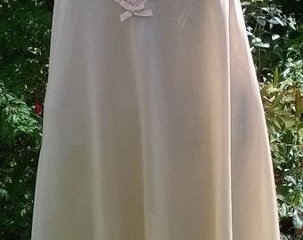 Vintage Lace Slip Dress 1970's Vintage Lingerie 70's Nightie St Michael