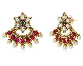 Traditional Studs Earrings