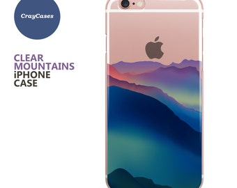Mountain iPhone Case, Mountain iPhone 6s Plus Case, Mountain iPhone 7 Case, Mountain iPhone 6 Plus Case (Shipped From UK)
