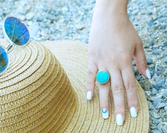 Summer Chic Ring