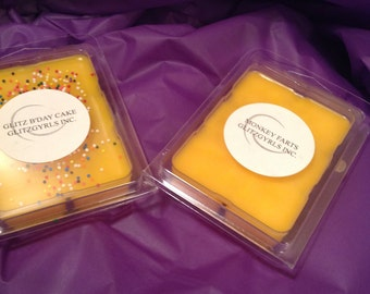 Scented Soy wax candles (small)
