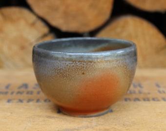 Tiny Bowl—Wood Soda Fired #6