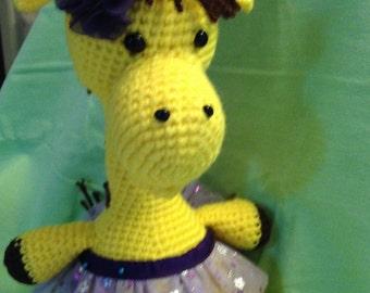 Gabrielle the Giraffe