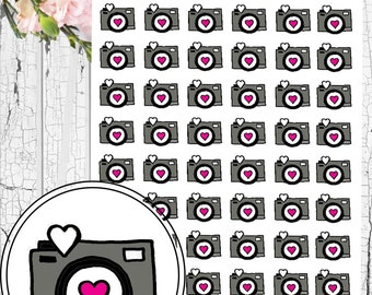 Photography camera stickers!