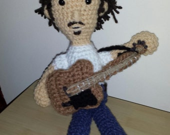 LIttle Bruce Springsteen