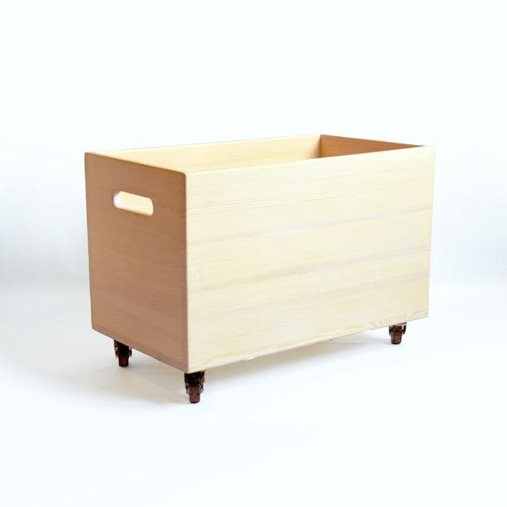 kinder spielzeugkiste spielzeug lagerung. Black Bedroom Furniture Sets. Home Design Ideas