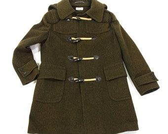Toggle coat   Etsy