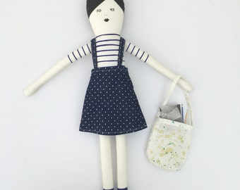 Doris, a limited edition doll
