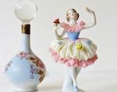 Muller Volkstedt Dresden girl ballerina