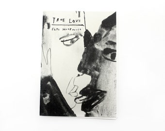 Art Zine - Print Illustration collection || TRUE LOVE