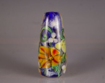 Lampwork Glass Focal Bead