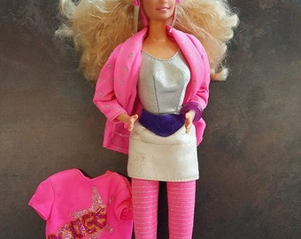 Mattel 1986 Barbie and The Rockers