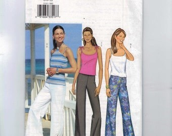 Misses Sewing Pattern Butterick 3143 Misses and Petite Easy Top Skirt Pants Size 6 8 10 or or 12 14 16 or 18 20 22 UNCUT  99