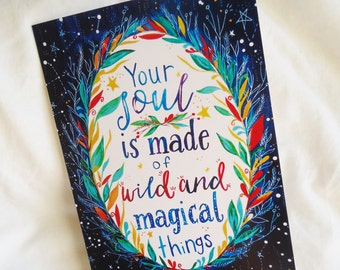 Wild & Magical Things