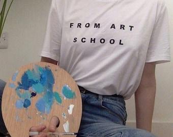 From Art School Tumblr Style Shirt