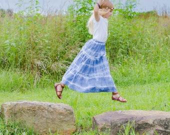 Girl's Maxi skirt, Little girls maxi skirt, Maxi skirt,Toddler Maxi skirt,Girls long skirt, Girls Maxi dress, Autumn skirt, Bohemian skirt