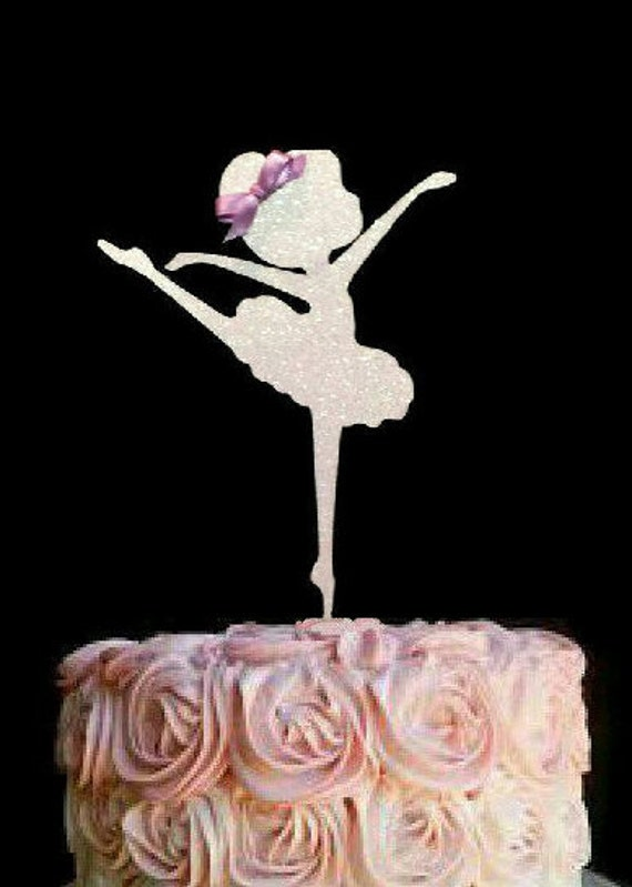 Ballerina Cake Topper Cake Decoration Ballet Cake Topper