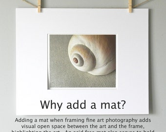 Add a Mat, 11x14 White Mat,16x20 White Mat,Matted Print,Custom Matting,Matted Photography,Picture Matting,Fine Art Photography,Matted Photos
