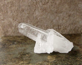 Clear Crystal Quartz Clear Quartz Crystals  1 crystal # C5