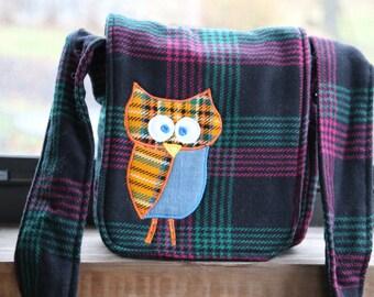 Orangy Owl