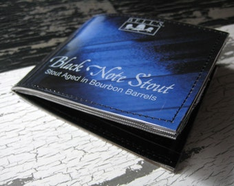 Bell's Black Note Stout Wallet