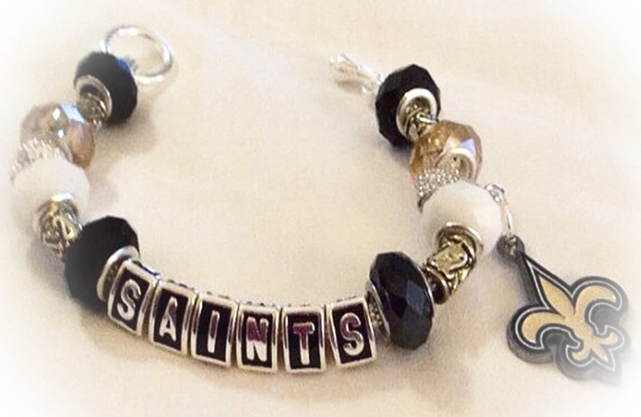 new orleans saints jewelry bracelets jewelry bracelets by