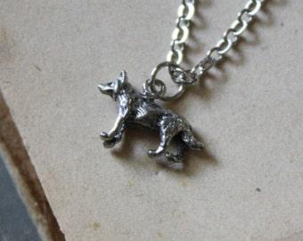 Wolf Necklace - Wolf Spirit Animal - Wolf Animal Totem