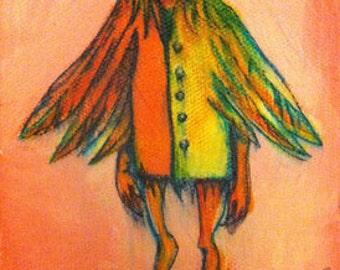 The Bird Suit
