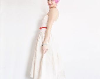blush pink princess dress . iridescent unicorn Gunne Sax gown .medium .disaster relief