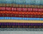 Felted Wool, 8in.x 8in. - Textures - for Applique, Penny Rugs, Sewing Projects - W523