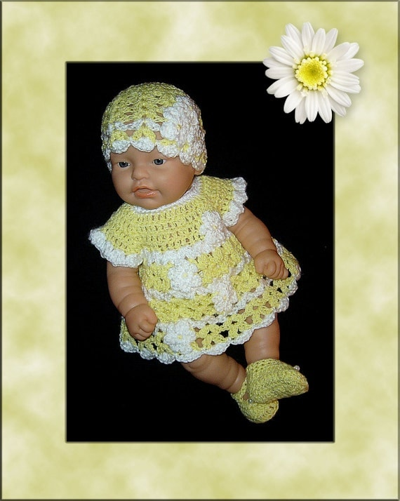 preemie clothes preemie dress doll dress baby dress doll