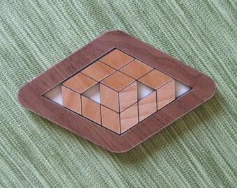 Diamond Teaser Puzzle