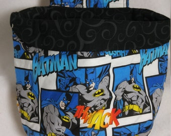 Stay Put Pouch Bedside Caddy Batman