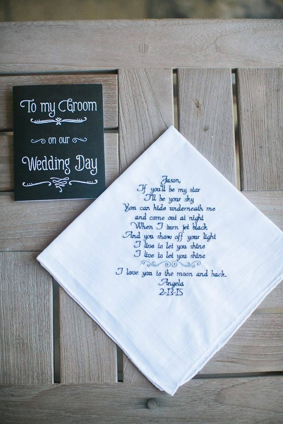 Wedding Gift Fiance Husband to Be Wedding gift Personalized for Fiance ...