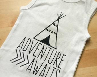 Onesie: Adventure Awaits