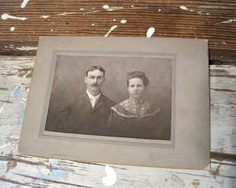 Antique Victorian Photo