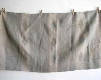 Gray Stripe Southwest Rug