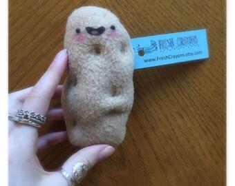 My Best Spuddy Potato Plush: Kawaii Food Toys
