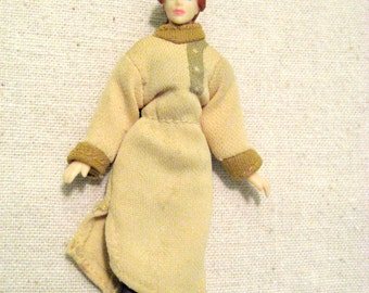 Vintage Burger King Anastasia Doll
