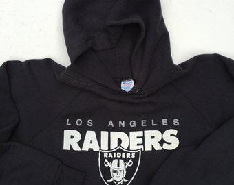 Vintage Los Angeles RAIDERS Hoodie Sweatshirt