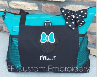 Personalized MINNIE MOUSE Select Tote