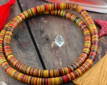 Popular Items For African Disc Beads On Etsy