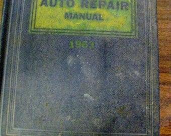 Troubleshooting Motors Auto Repair Manual Fuel Pump Pressures 1963 thru 1967
