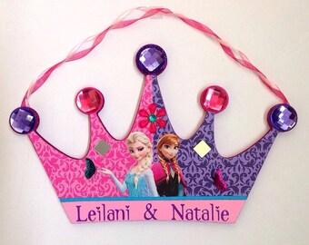Princess room decor, door hangers,Tangled room signs, kids room signs, frozen decor, princess signs, girls room signs, princess  decor,