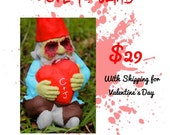 Zombie Gnomes: Love is Blind